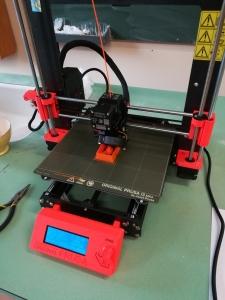 Imprimante 3D et biscuits!